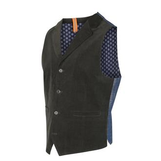 BLUE INDUSTRY Groen gilet