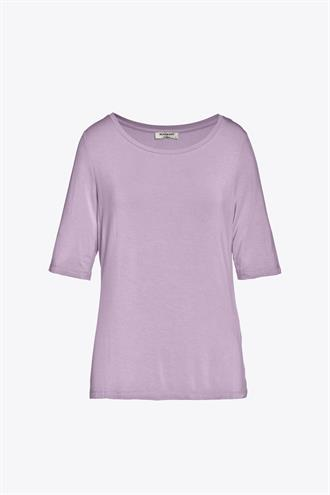 BEAUMONT Lila top t-shirt van Beaumont, slim fit model in stretch.