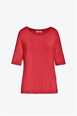 BEAUMONT Top coral stretch Beaumont