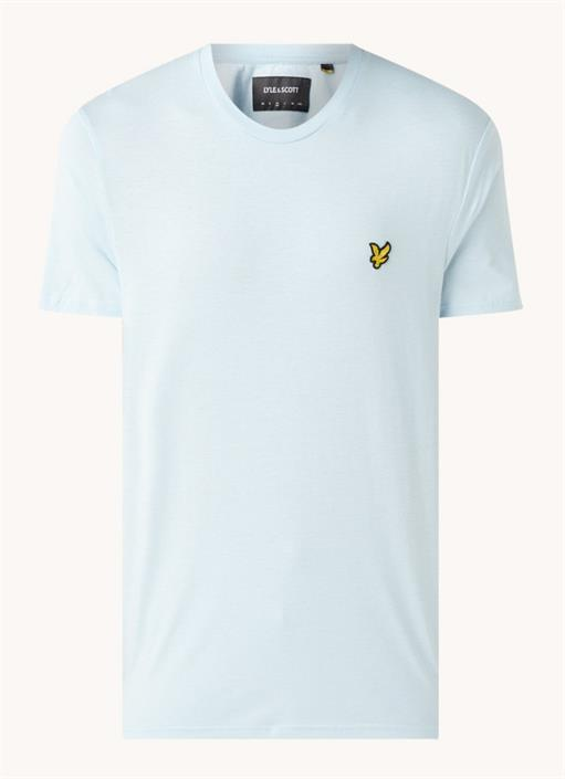 lyle-scott-t-shirt-blauw-lyle-scott