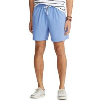 RALPH LAUREN Licht blauwe zwembroek van Polo Ralph Lauren, slim fit stretch