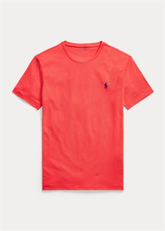 RALPH LAUREN Rood t-shirt van Polo Ralph Lauren, slim fit model