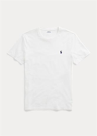 RALPH LAUREN Wit t-shirt van Polo Ralph Lauren, slim fit model.